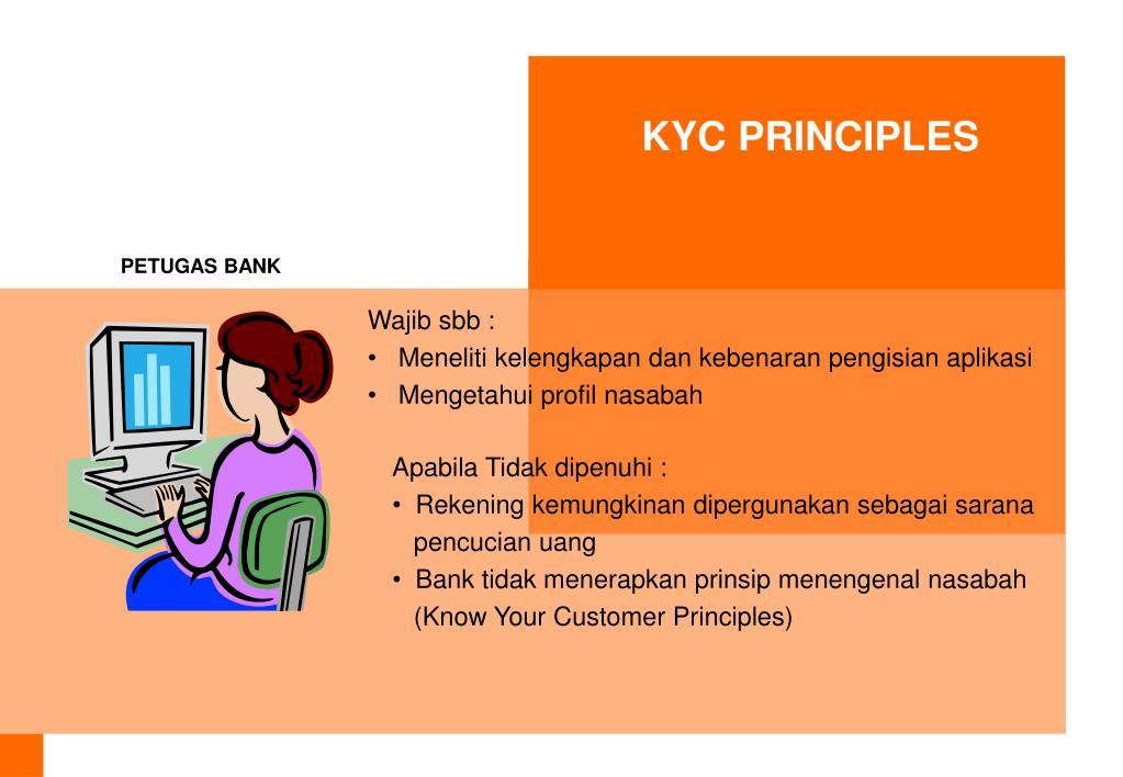 KYC PRINCIPLES
