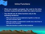 inline functions34