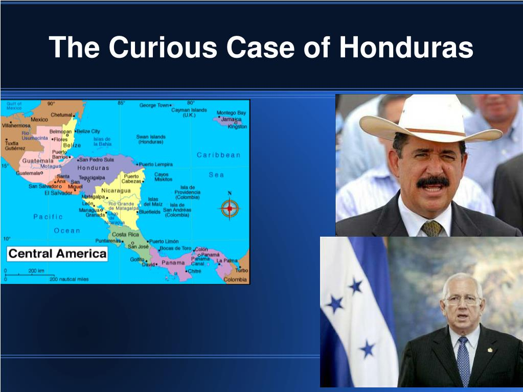 The Curious Case of Honduras