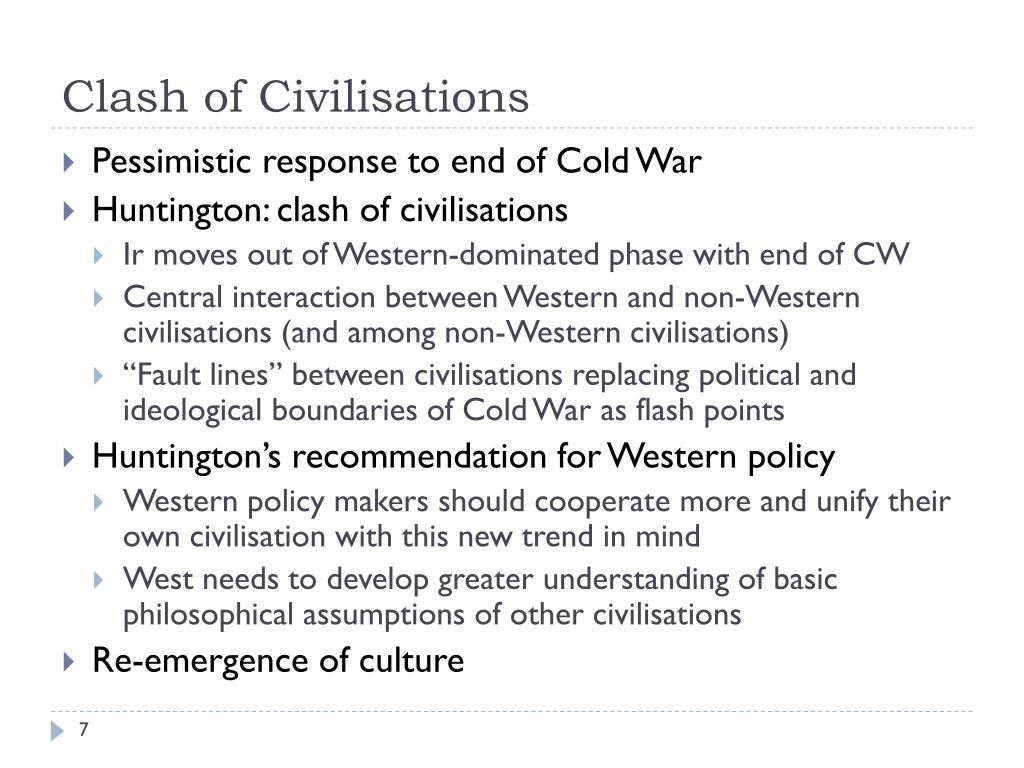 Clash of Civilisations