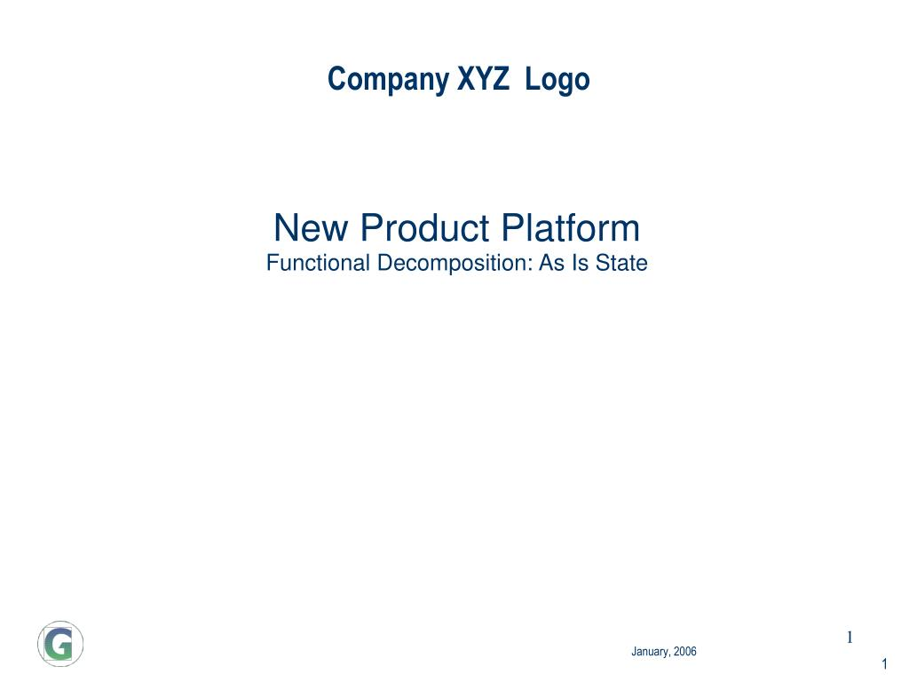 Company XYZ  Logo