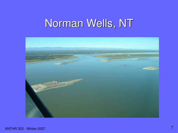 Norman Wells, NT