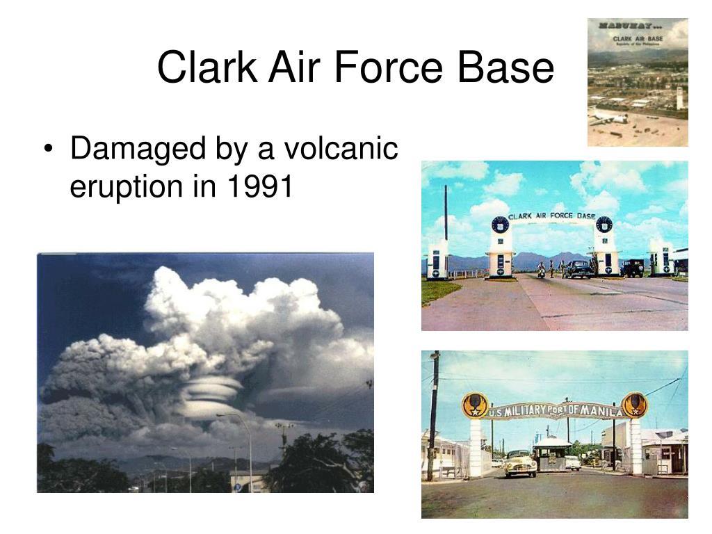 Clark Air Force Base