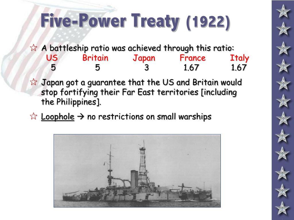 Five-Power Treaty