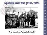 spanish civil war 1936 1939