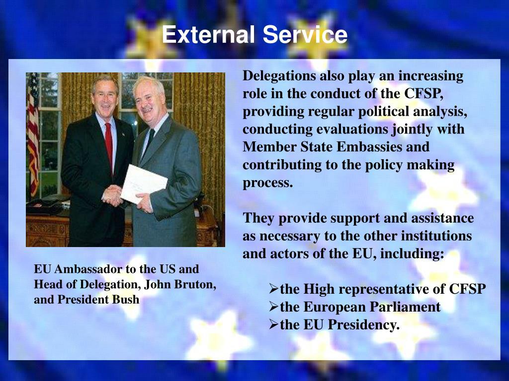 External Service