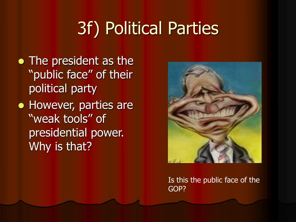 3f) Political Parties