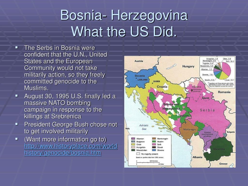 Bosnia- Herzegovina