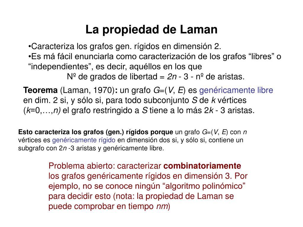 La propiedad de Laman