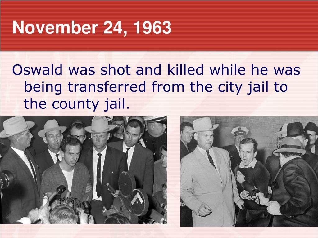 November 24, 1963
