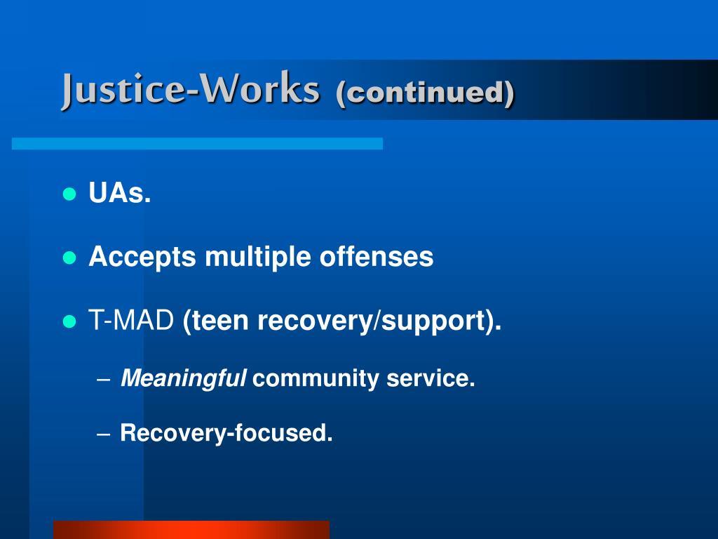 Justice-Works