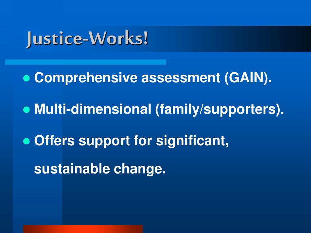 Justice-Works!