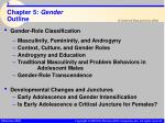 chapter 5 gender outline3