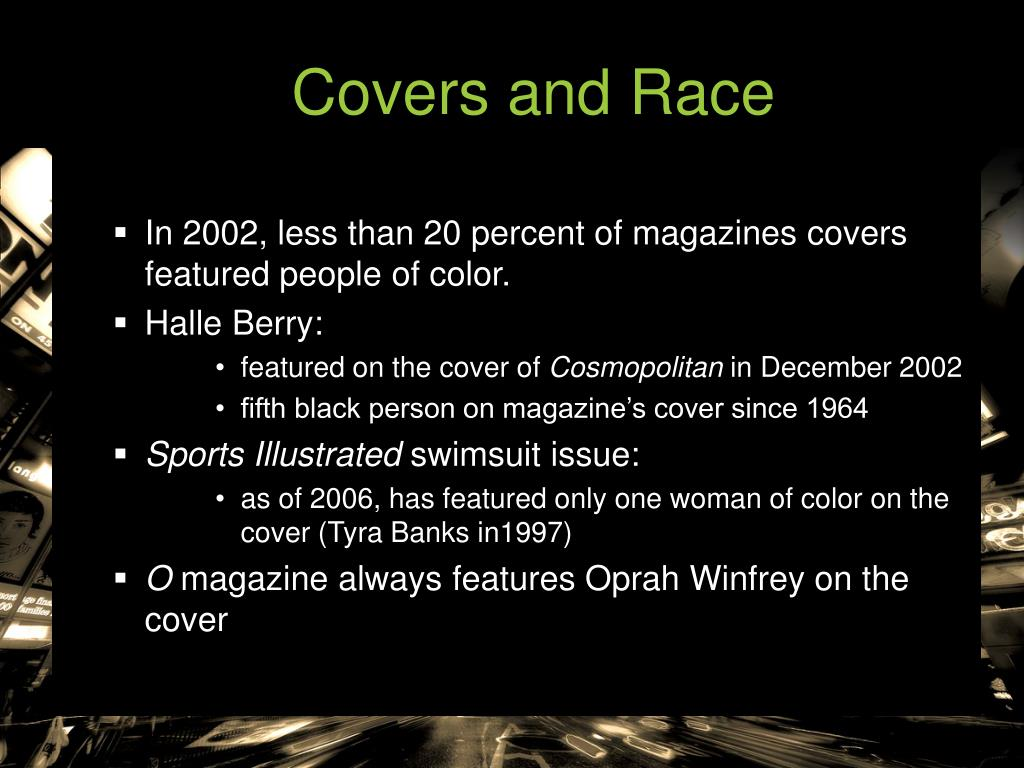 Covers and Race
