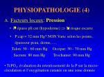 physiopathologie 4