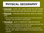physical geography12