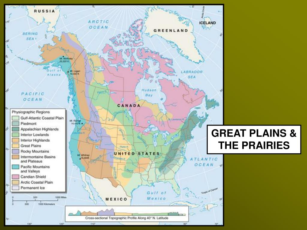 GREAT PLAINS &