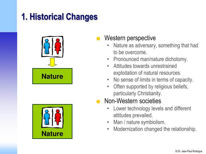 1 historical changes