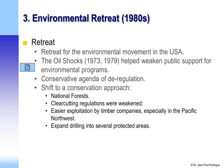 3. Environmental