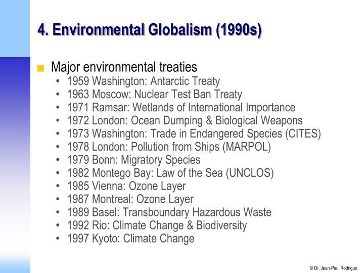 4. Environmental
