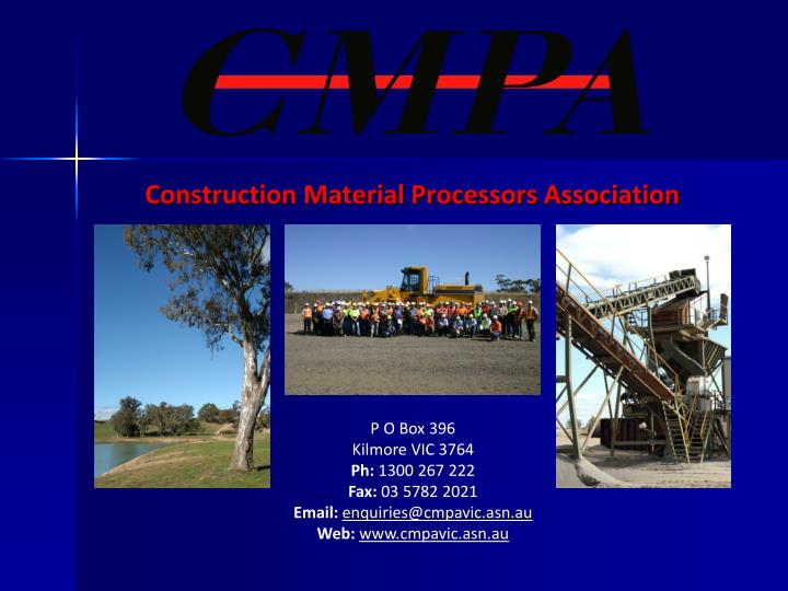 Construction material processors association l.jpg