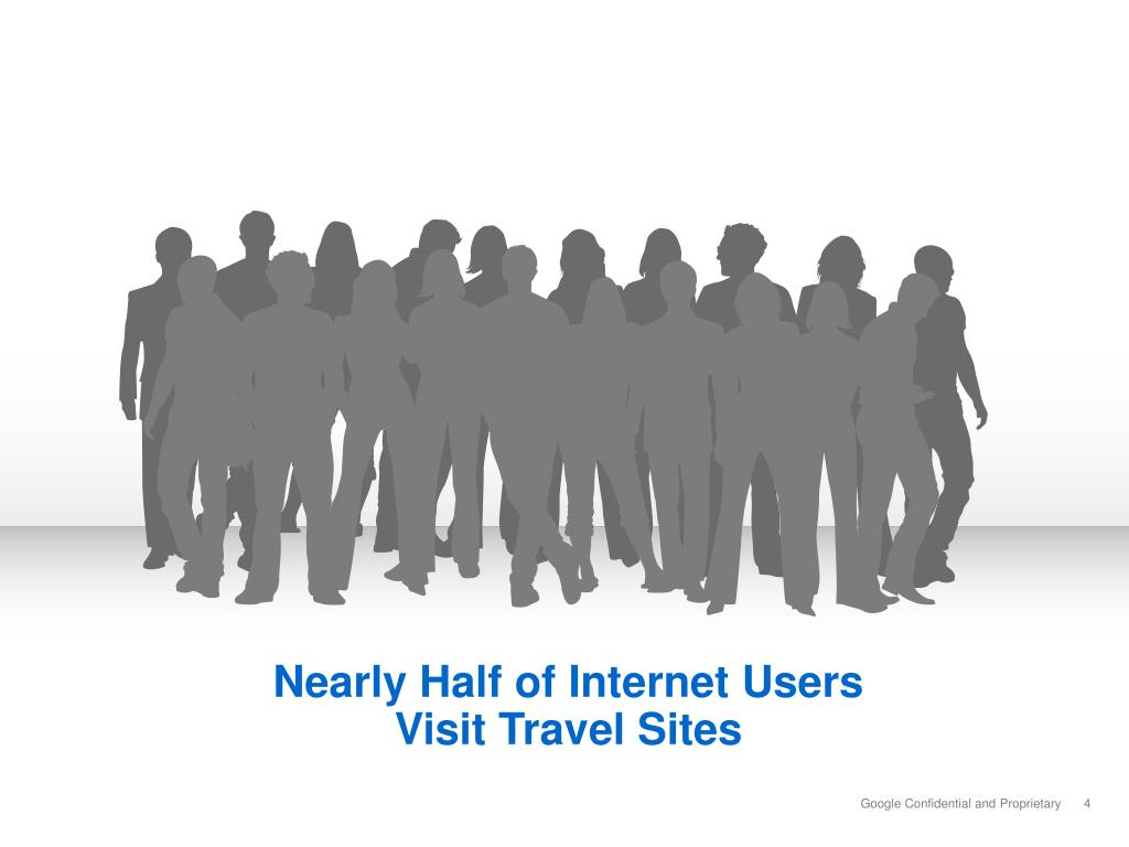 Nearly Half of Internet Users