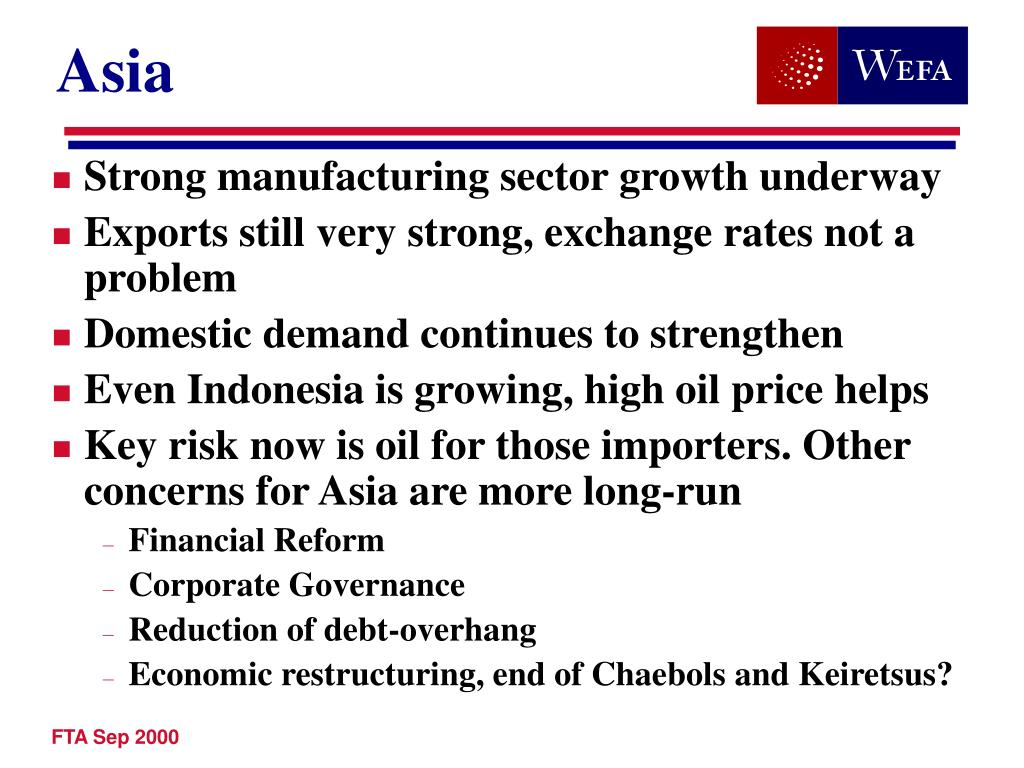 Strong manufacturing sector growth underway
