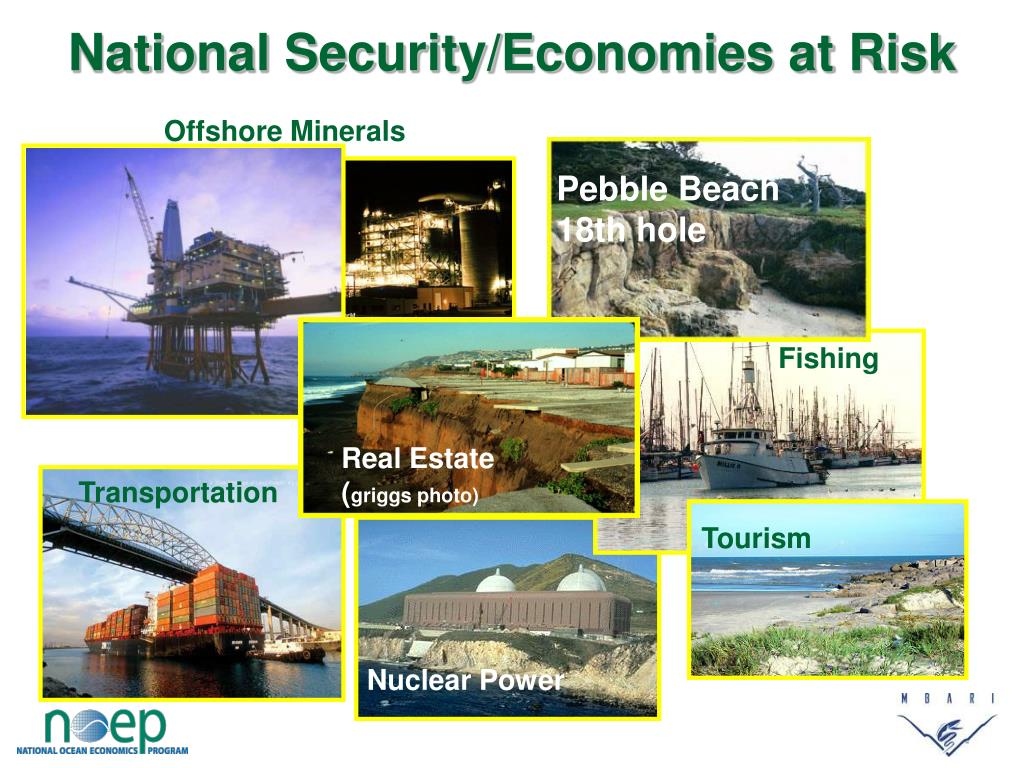 National Security/Economies at Risk