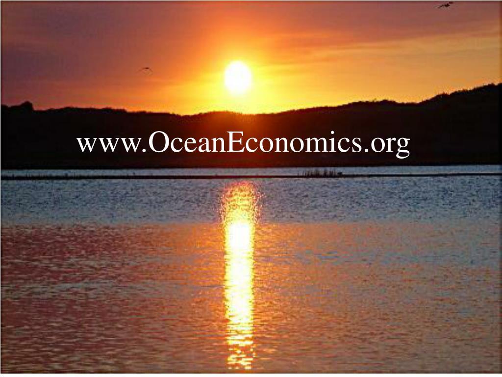 www.OceanEconomics.org