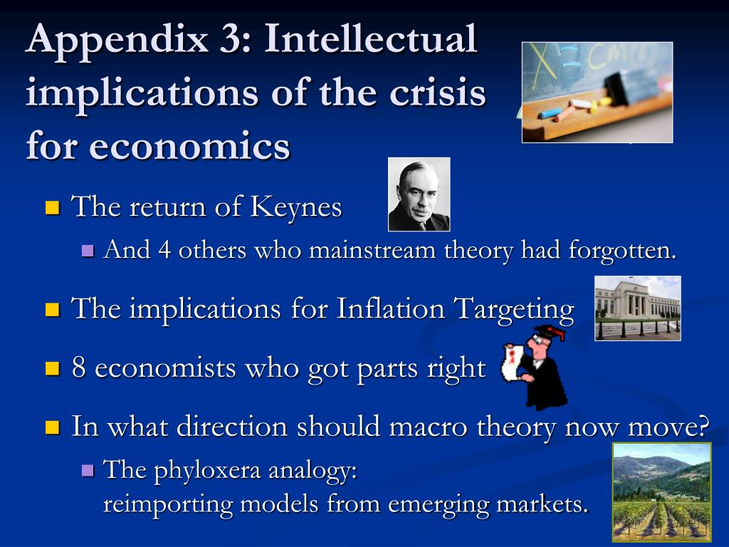 Appendix 3: Intellectual