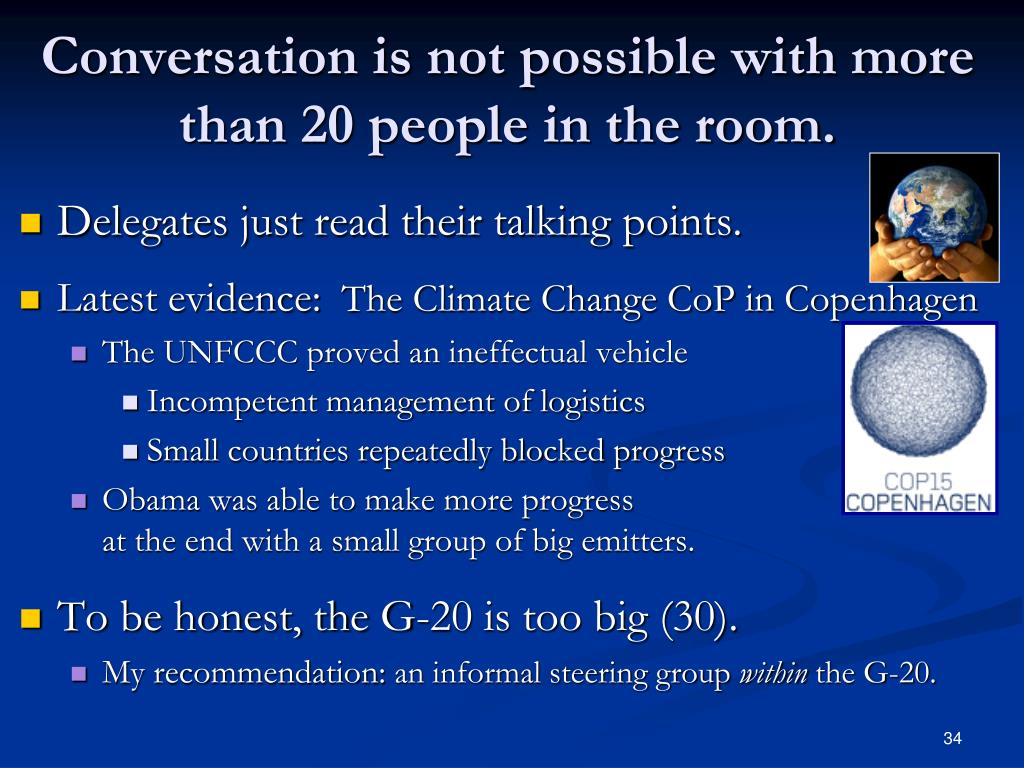 Conversation is not possible with more than 20 people in the room.