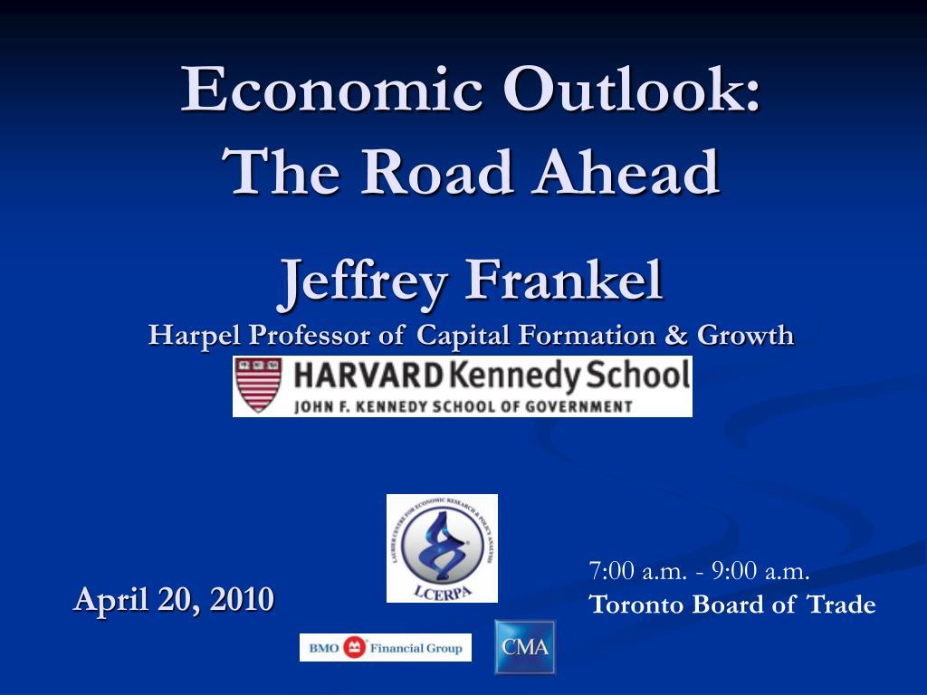 Economic Outlook: