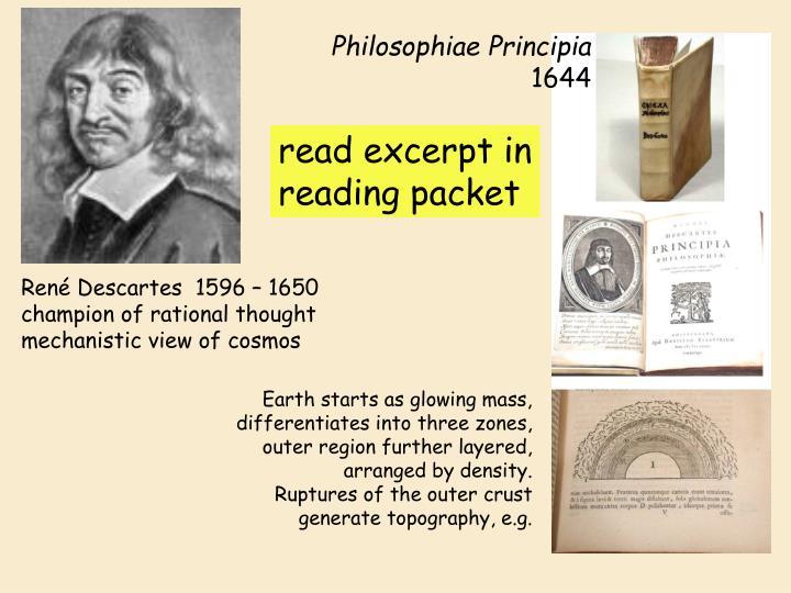 Philosophiae Principia