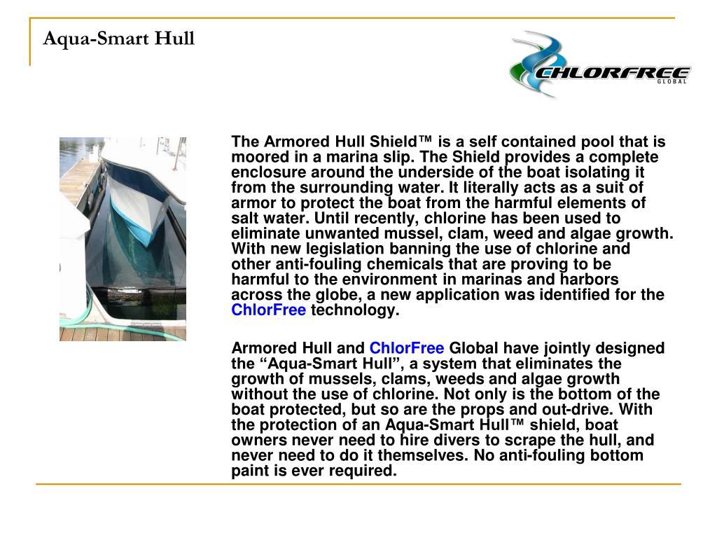 Aqua-Smart Hull