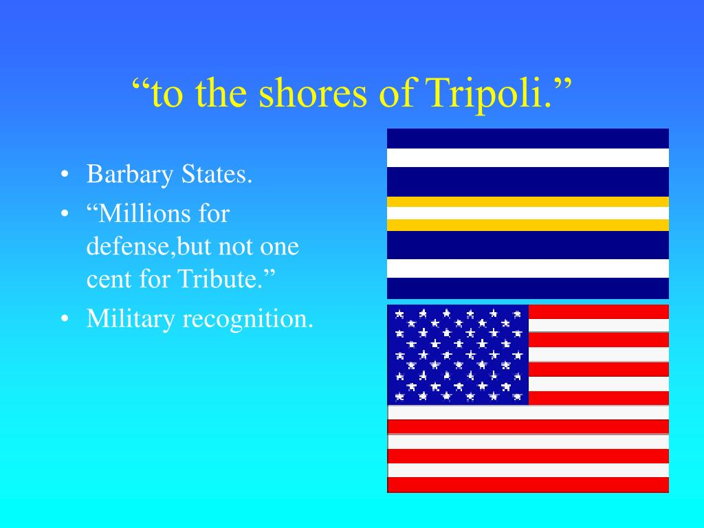 Barbary States.