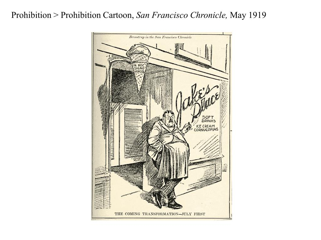 Prohibition > Prohibition Cartoon,