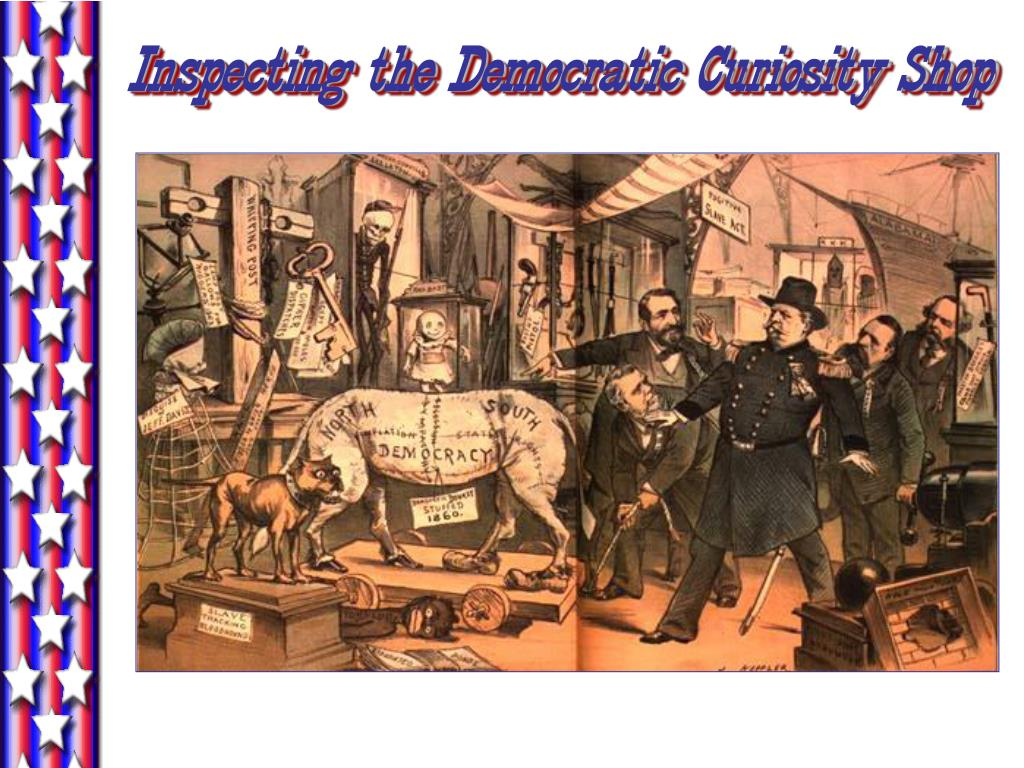 Inspecting the Democratic Curiosity Shop