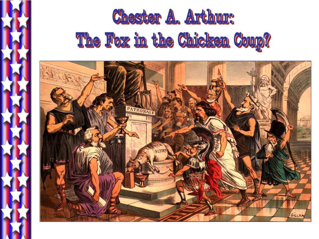 Chester A. Arthur: