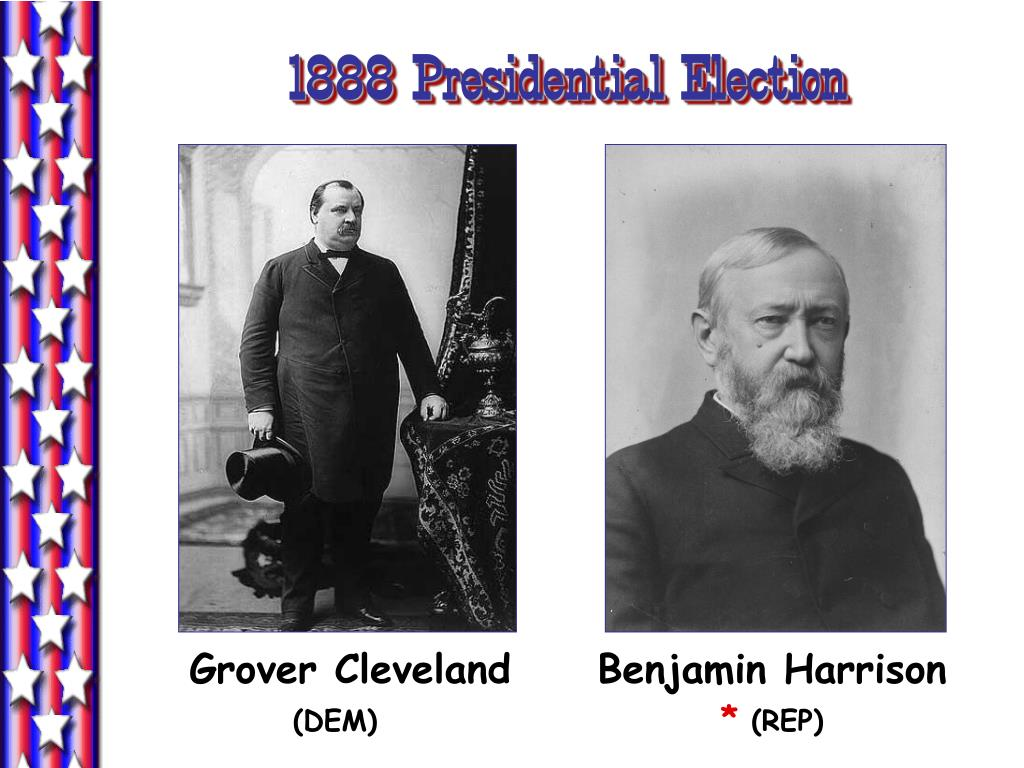 1888 Presidential Election