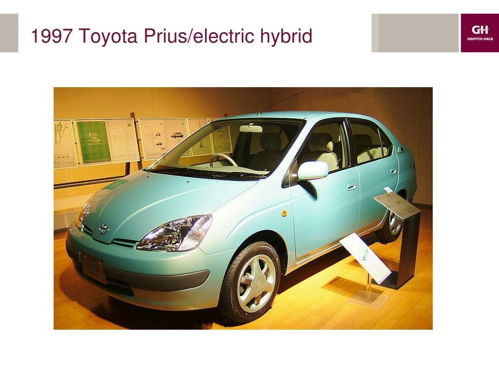 1997 Toyota Prius/electric hybrid