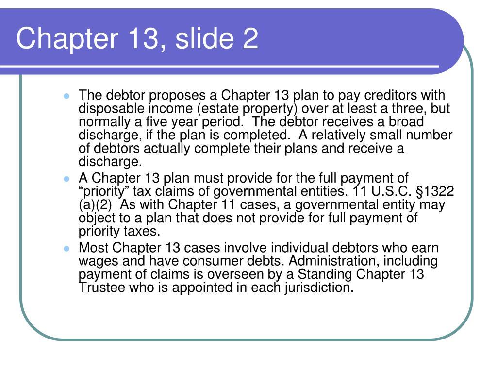 Chapter 13, slide 2