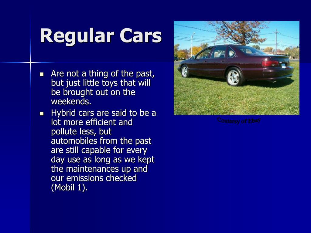 Regular Cars
