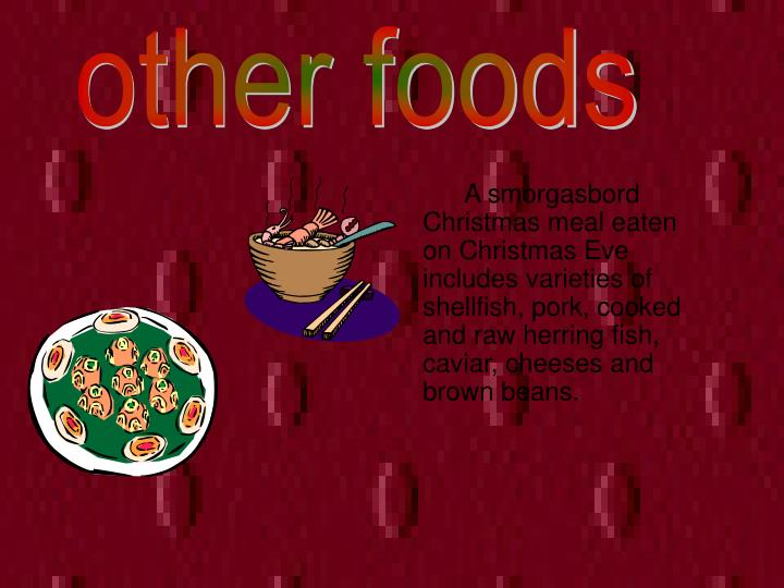 other foods