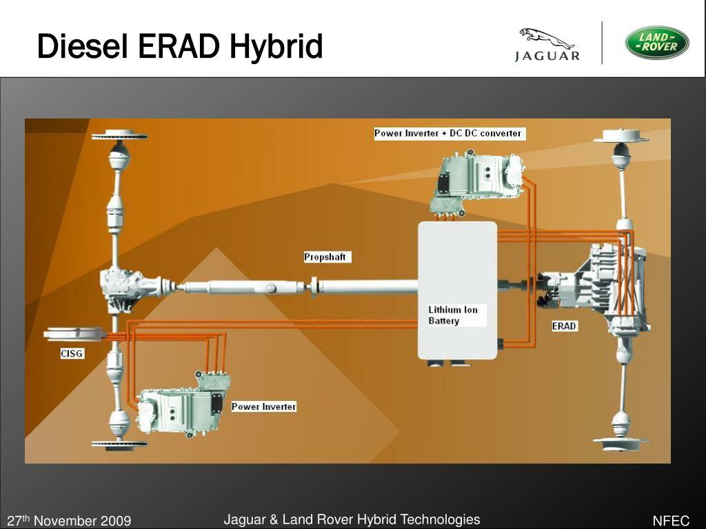 Diesel ERAD Hybrid