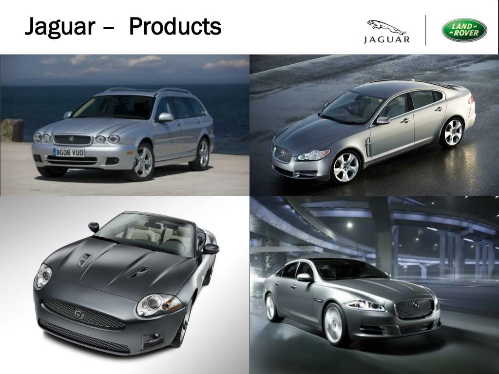 Jaguar –  Products