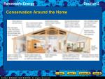 conservation around the home32