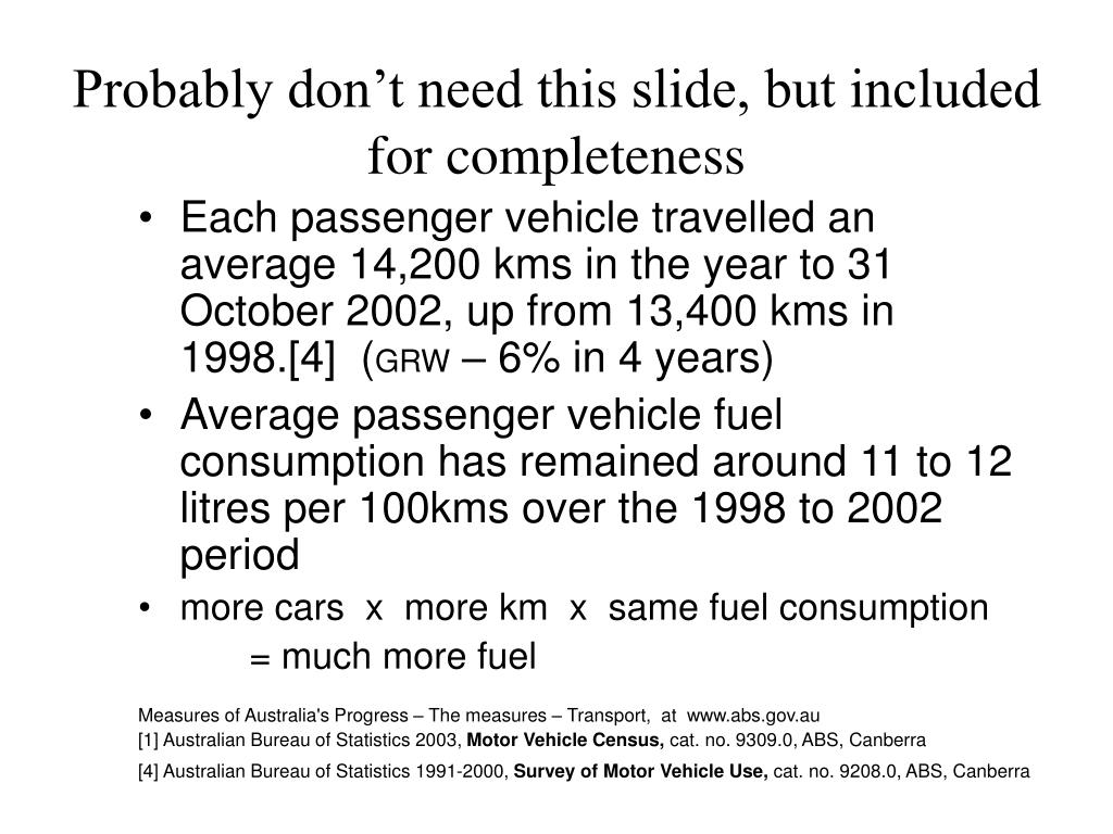 Probably don't need this slide, but included for completeness