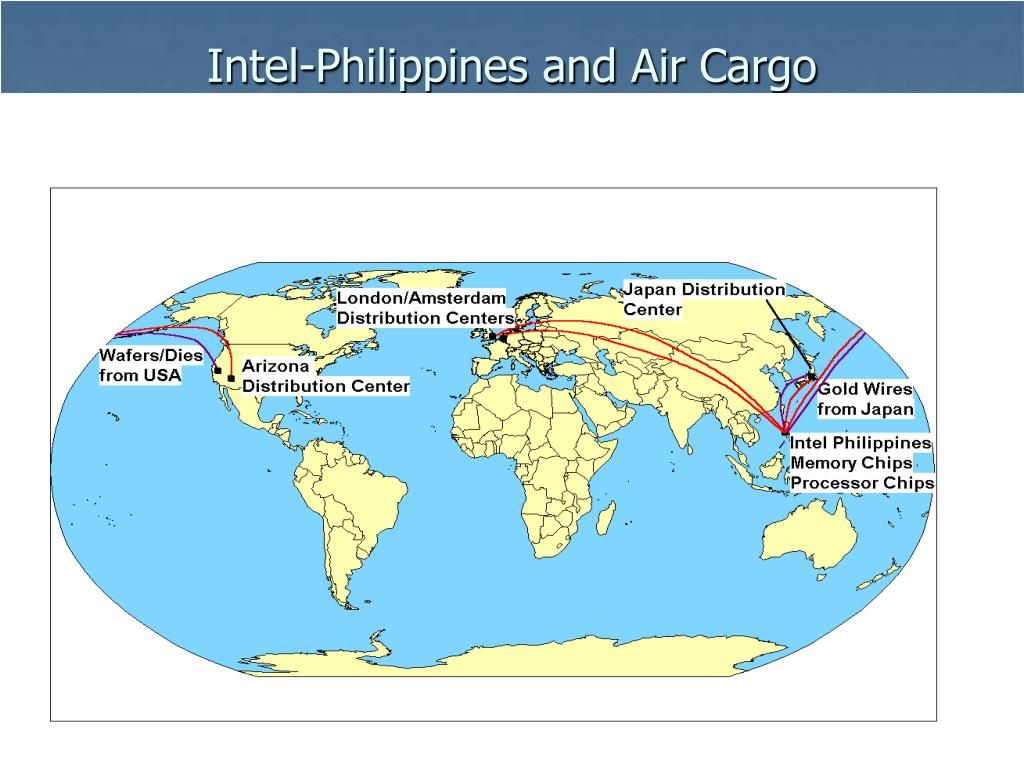 Intel-Philippines and Air Cargo