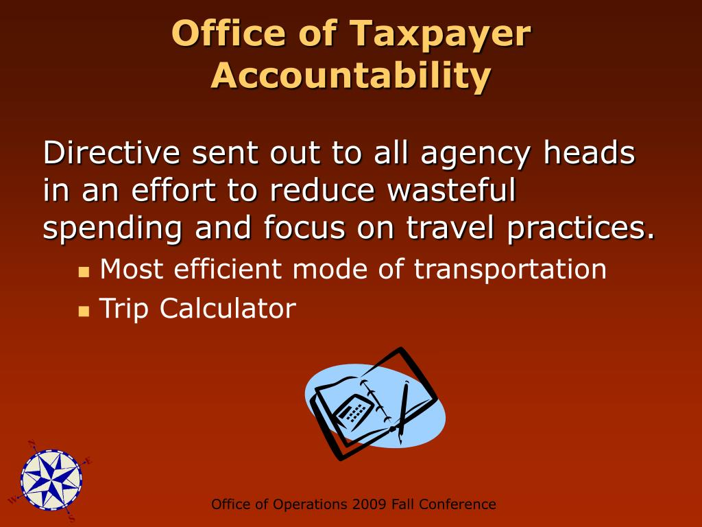 Office of Taxpayer Accountability