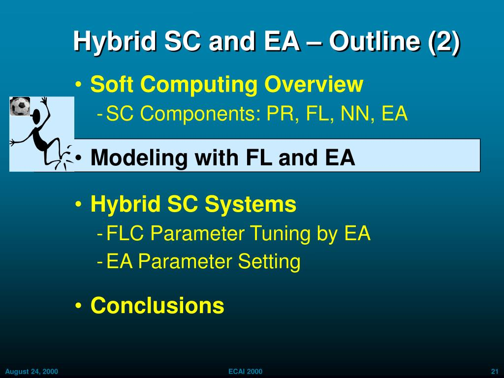Hybrid SC and EA – Outline (2)